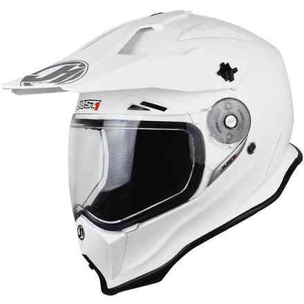 Helm J14 Solid White Just1