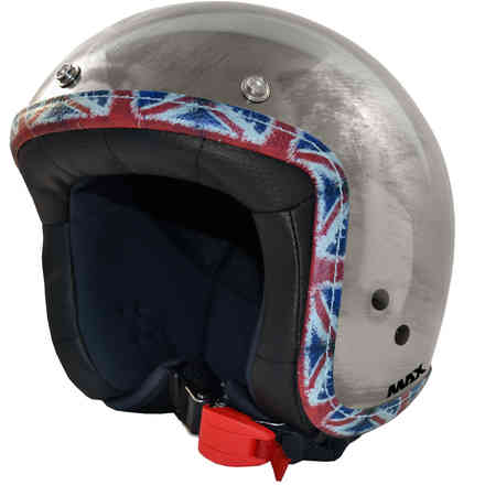 Helm Jet Flag  Acciao Uk MAX - Helmets