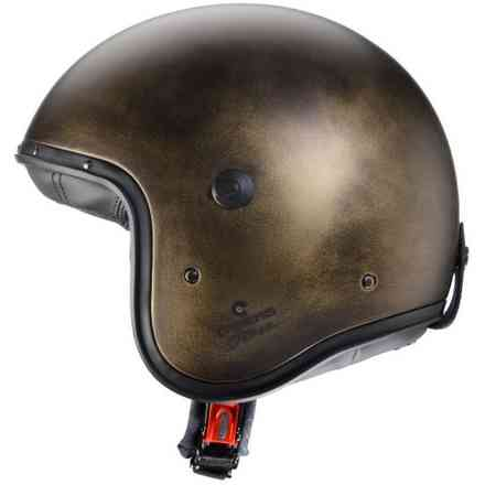 Helm Jet Freeride Bronze Brushed Caberg