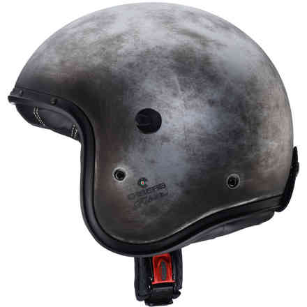 Helm Jet Freeride Iron Caberg