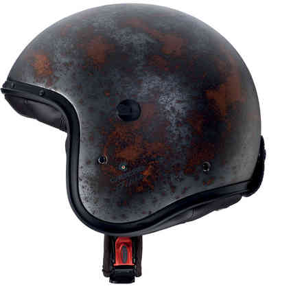 Helm Jet Freeride Rusty Caberg