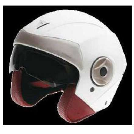 Helm Jet Stream Naked Luxury Dainese