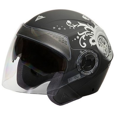 Helm Jet Stream Tourer Moon Dainese
