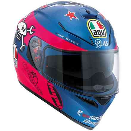 Helm K-3 Sv Replica Guy Martin  Agv