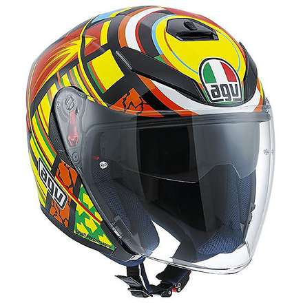 Helm K-5 Jet Top Elements Agv
