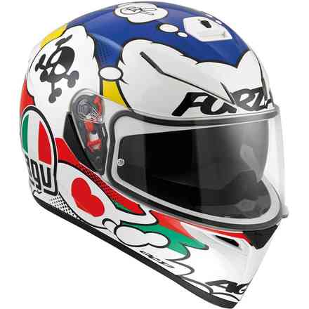 Helm K3 Sv Multi Comic Agv