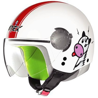 Helm Kind G1.1 Visor Teens Grex