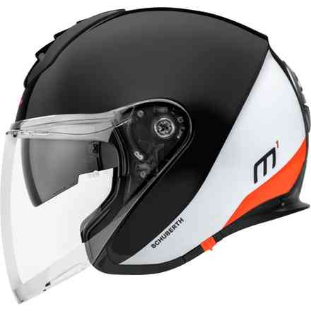 Helm M1 Gravity Orange Schuberth