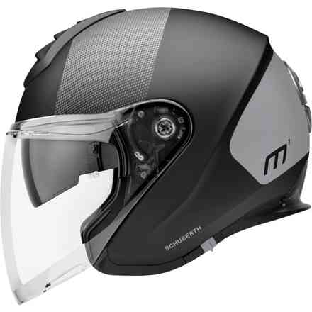 Helm M1 Resonance Grau Schuberth