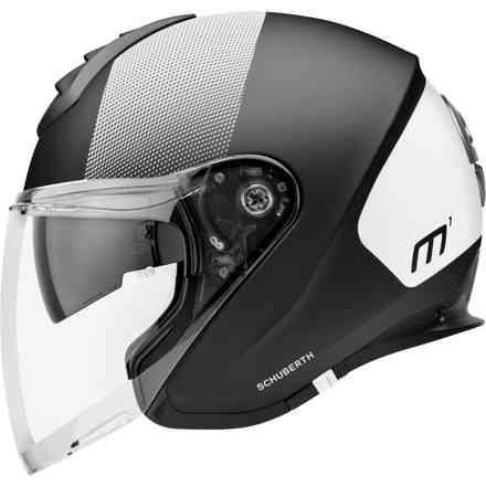 Helm M1 Resonance weiß Schuberth