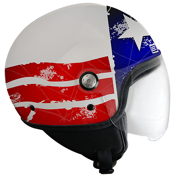 Helm Mio Stars and Stripes Origine