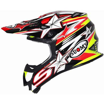 Helm Mr Jump Bullet Suomy