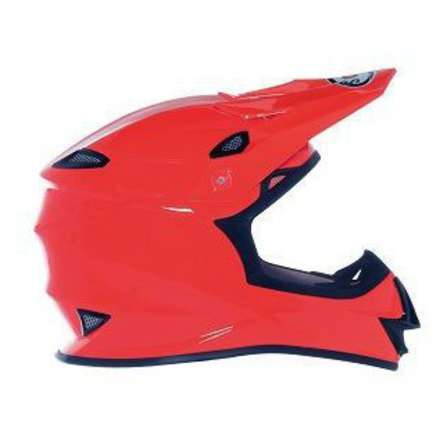 Helm Mr Jump Plain Orange Suomy