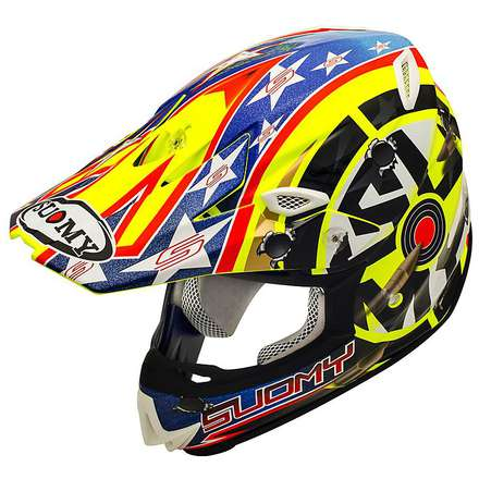 Helm Mr Jump Shot yellow Suomy