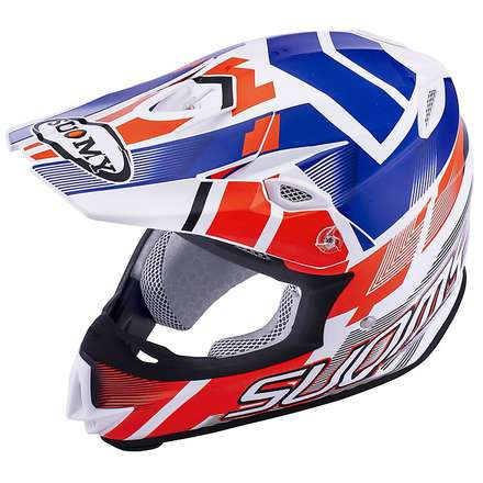 Helm Mr Jump Special Suomy