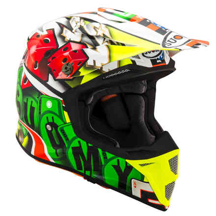 Helm Mx Speed All In  Suomy