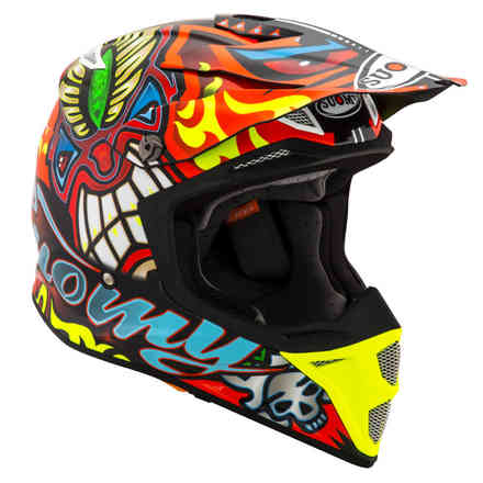 Helm Mx Speed Tribal  Suomy