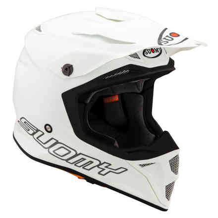 Helm Mx Speed Weiss Suomy