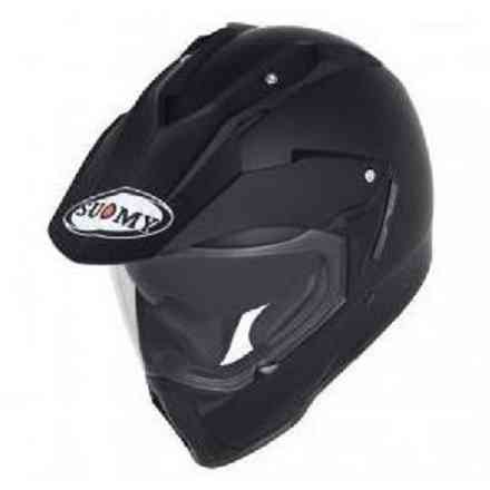 Helm Mx Tourer Matt Schwarz Suomy