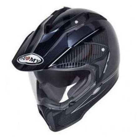 Helm Mx Tourer Special Suomy