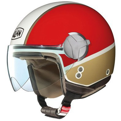 Helm N 20 Traffic Rider Plus Nolan