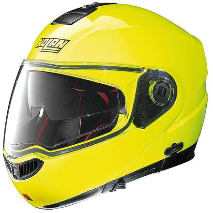 Helm N104 Absolute Special N-Com hohe Sichtbarkeit Nolan