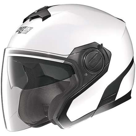 Helm N40 Special  Pure White N-com Nolan