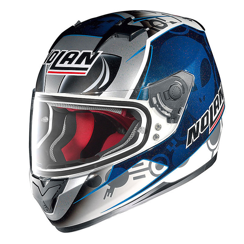 Helm N64 Replica E.Bastianini Nolan