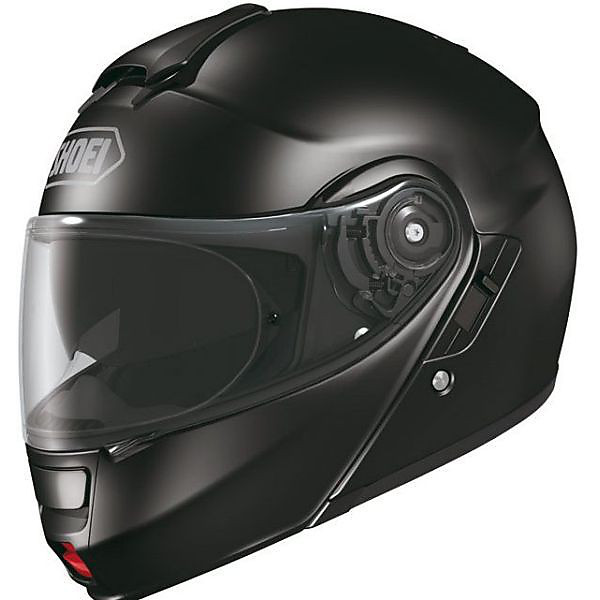 Helm Neotec Black Shoei