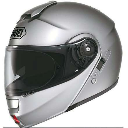 Helm Neotec Light Silver Shoei