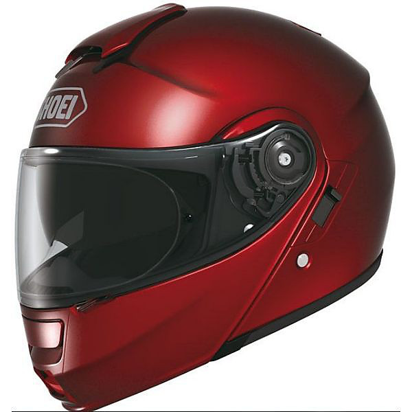 Helm Neotec Wine Red Shoei
