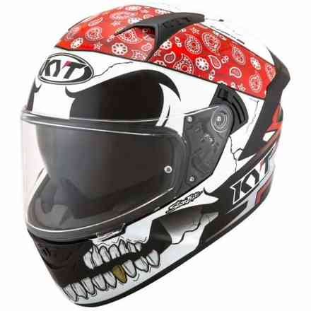 Helm Nf-R Pirate poliert KYT