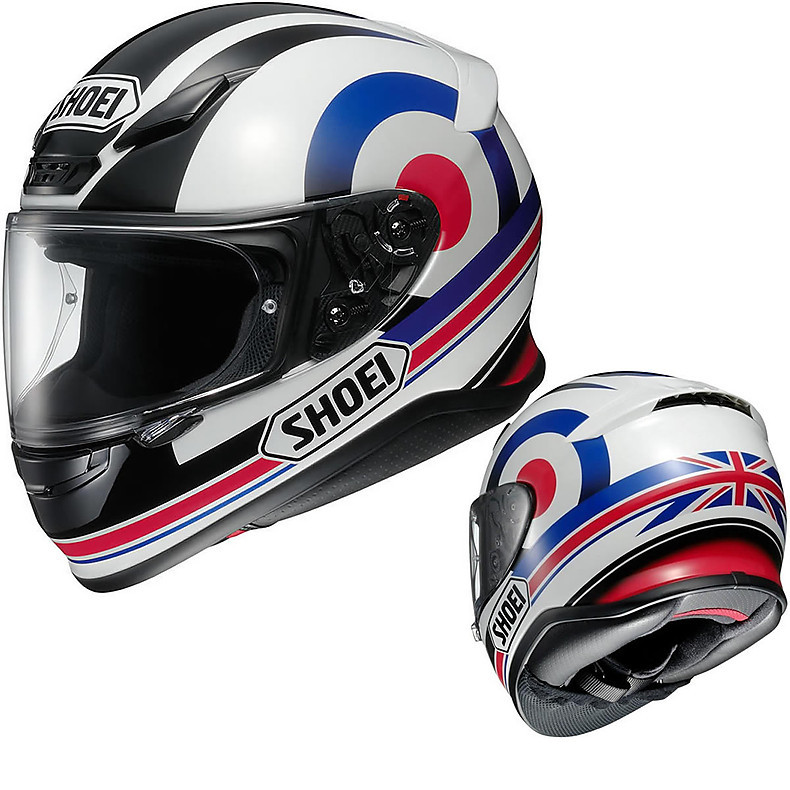 Helm NXR Beaufighter Shoei