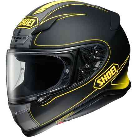 Helm Nxr Flagger Limited Edition Tc-3 Shoei