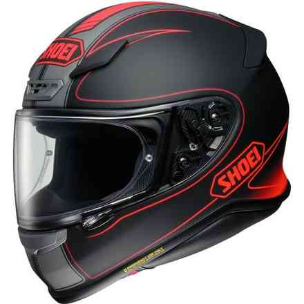 Helm Nxr Flagger Tc-1 Shoei