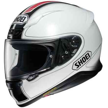 Helm Nxr Flagger Tc-6 Shoei