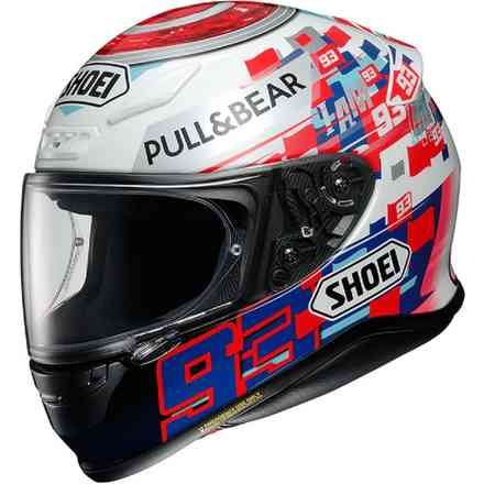 Helm Nxr Marquez Powerup Shoei