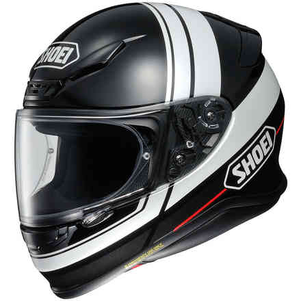 Helm Nxr Philosopher Tc-5 Schwarz Grau Shoei