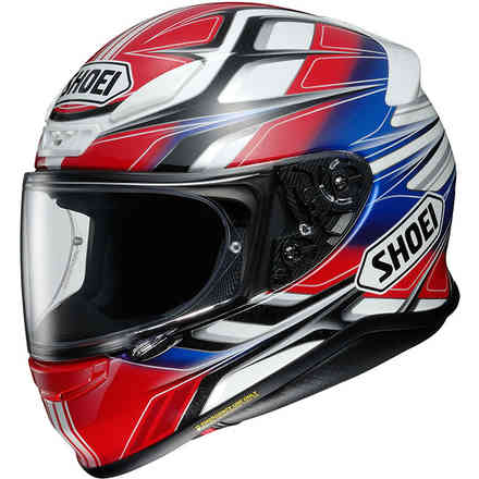 Helm Nxr Rumpus Tc-1 Shoei