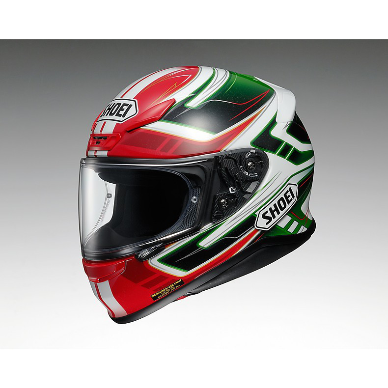 Helm Nxr Valkyrie Tc-4 Shoei