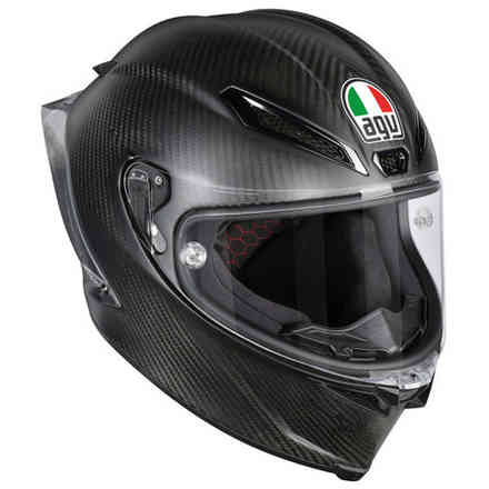 Helm Pista Gp R Agv Dot (Ece) Carbon Matt Agv