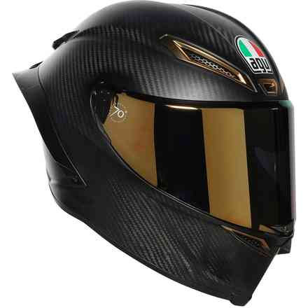 Helm Pista GP R Anniversary 70th limited edition Agv