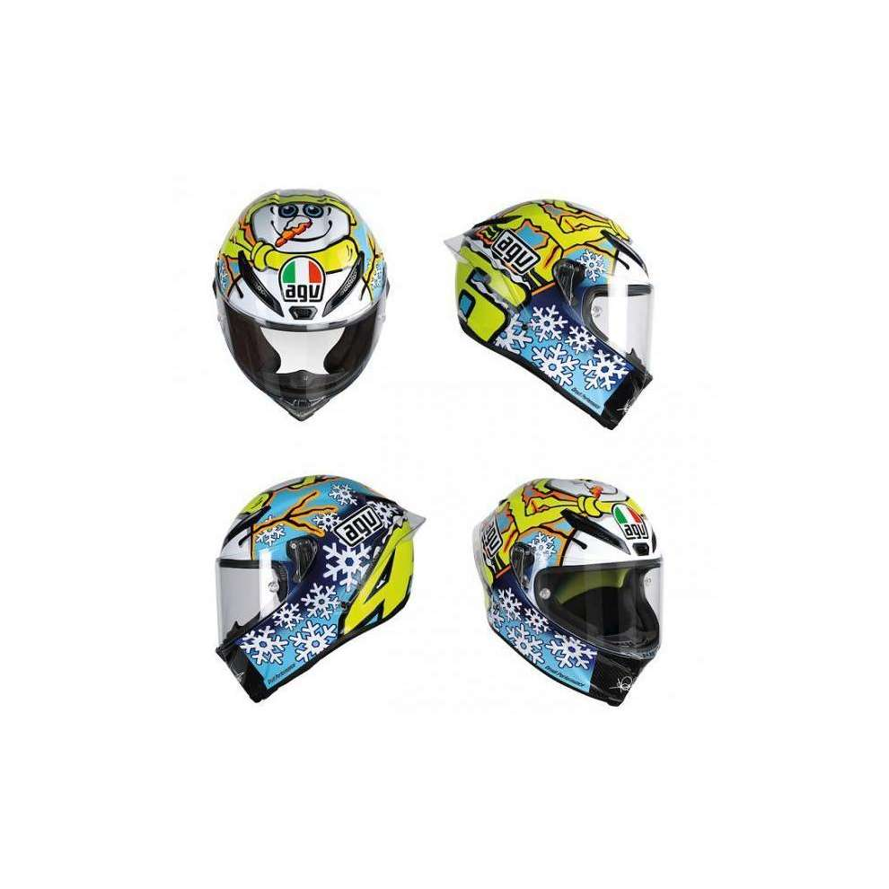 Helm Pista Gp Winter Test 2016 Agv