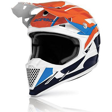Helm Profile 2.0 orange Acerbis
