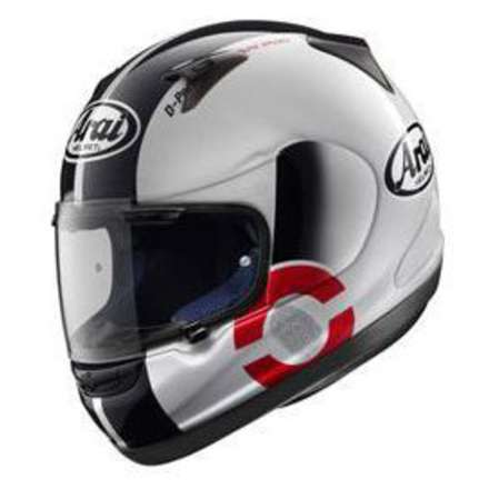 Helm Quantum Dna White Arai