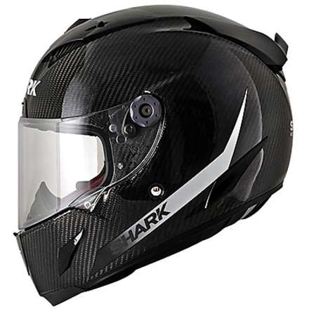 Helm Race-R Pro Carbon Skin Shark
