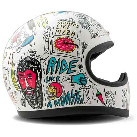 Helm Racer Tribal DMD