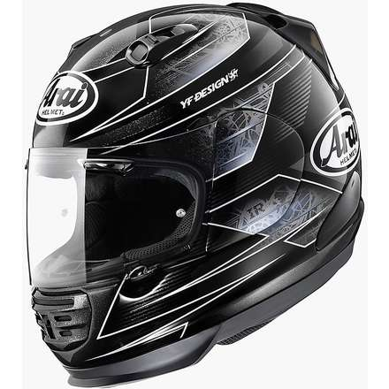 Helm REBEL Chronus Black Arai