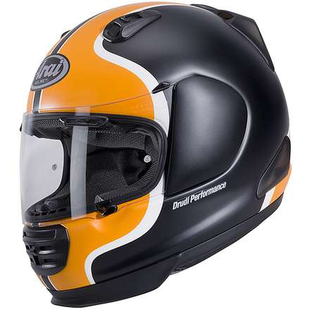 Helm Rebel Heritage Orange Arai