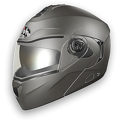 Helm Rides Color anthracite Airoh
